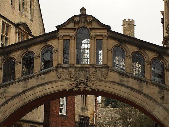 Photo of Bridge Bridge of Sighs at New College Ln., Oxford OX1 3BL, United Kingdom