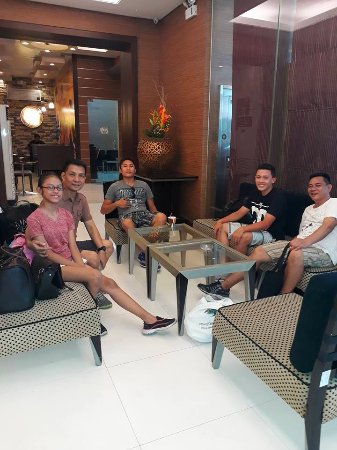 Manila Grand Opera Hotel Bild