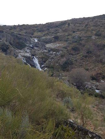 San Martín del Pimpollar, España: Chorreras