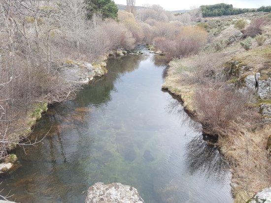 San Martín del Pimpollar, España: Paseos