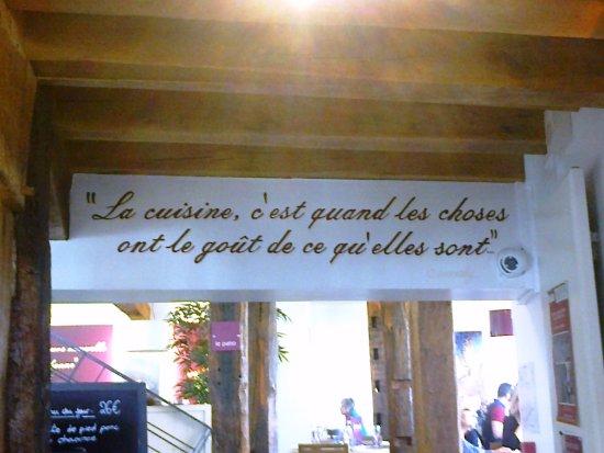 Дре, Франция: une belle citation