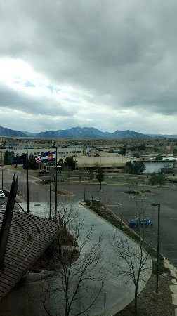 Broomfield, CO: The view was amazing