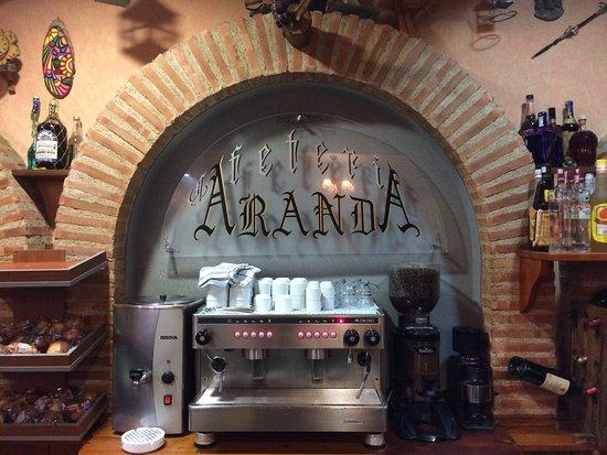 La Puebla de Montalban, Spain: Restaurante Aranda