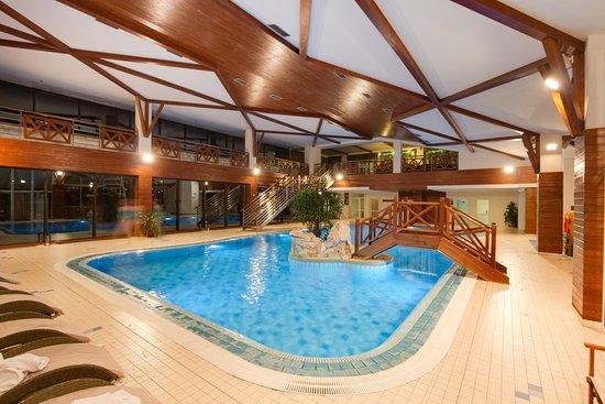 Stara Lesna, Σλοβακία: Wellness- bazén
