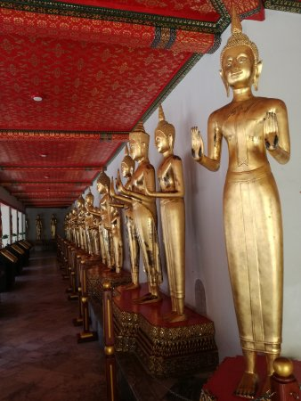 Photo of Tourist Attraction Temple of the Reclining Buddha (Wat Pho) at 2 ถ.สนามไชย, Bangkok 10200, Thailand
