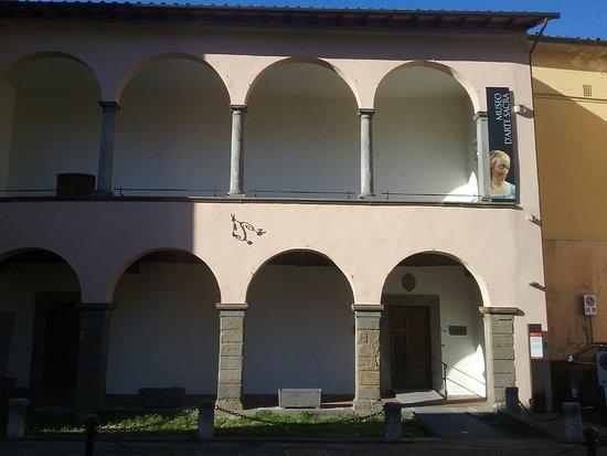 Camaiore, Italia: la facciata