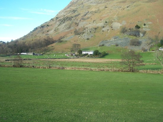 "Patterdale, UK: view from room "" Place Fell"""