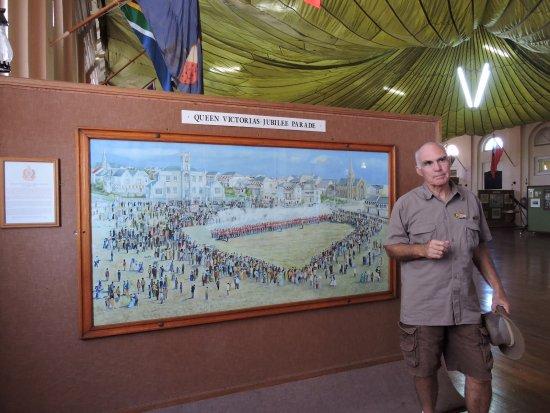 Port Elizabeth, Sudáfrica: Prince Alfred's Guard Drill Hall Museum
