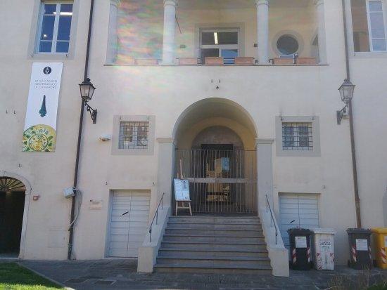 Camaiore, Italia: ingresso