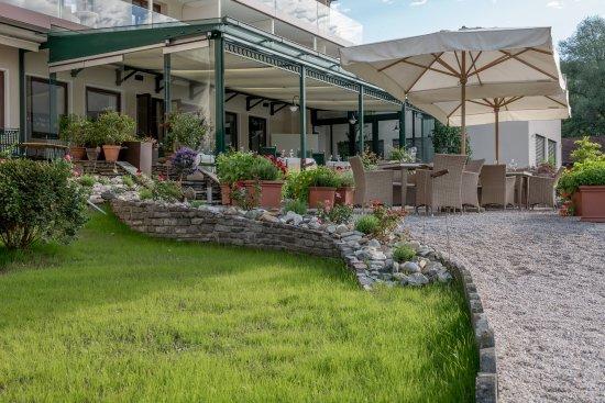 Seehotel & Restaurant Lackner: Seeterrasse