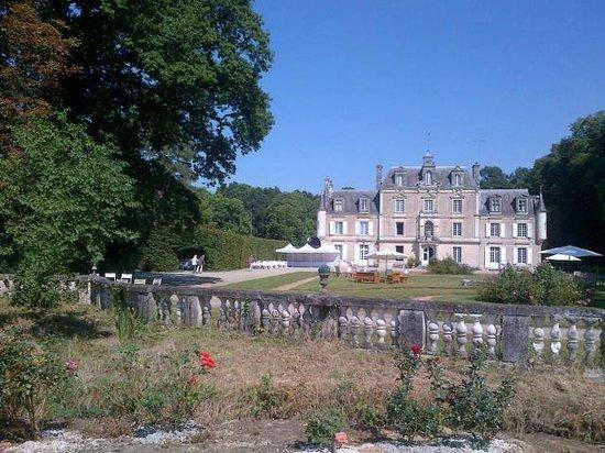 Chateau de la Lanfriere