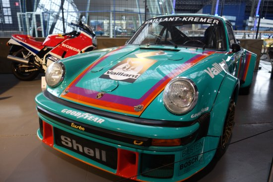 Autoworld: Old Porsche