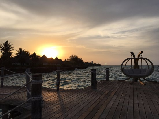 Essque Zalu Zanzibar: An unforgettable sunset