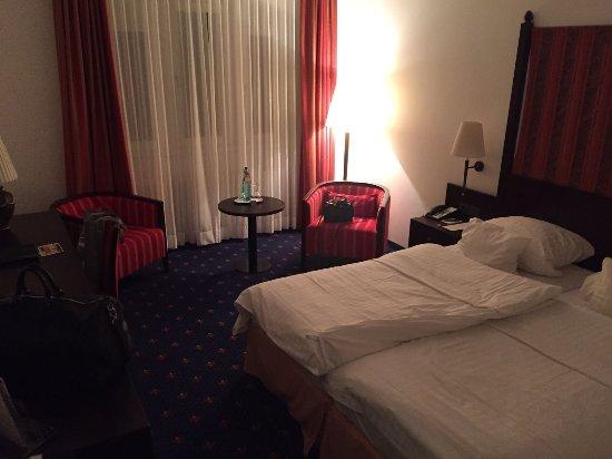 zimmer ohne seeblick bild von steigenberger inselhotel konstanz tripadvisor. Black Bedroom Furniture Sets. Home Design Ideas