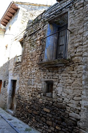 Boltana, Spanien: casco antiguo6