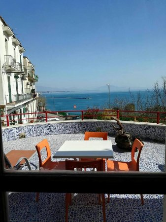 Terrazza Sul Mare Picture Of B B Bellavista Costa D Amalfi