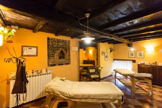 Sillavengo, Italia: Area wellness