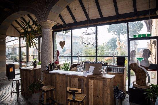 Sillavengo, Italia: bar