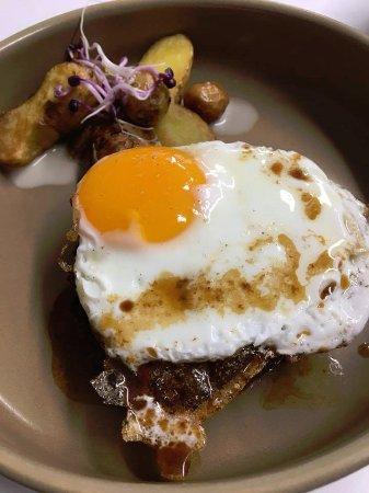 Perwez, Belgique : Des plats simples mais goûteux