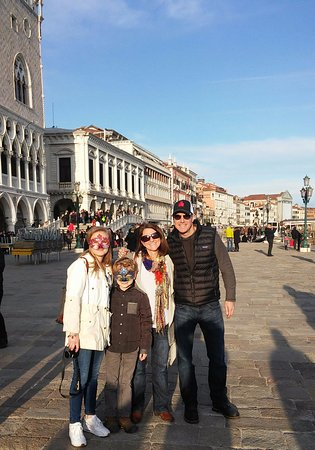 Rome Tours With Kids - Private Tours: Venice at the end of our tour!