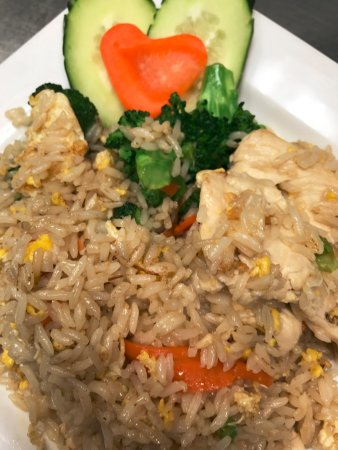 Brown Sugar by the Sea: Thai Fried Rice