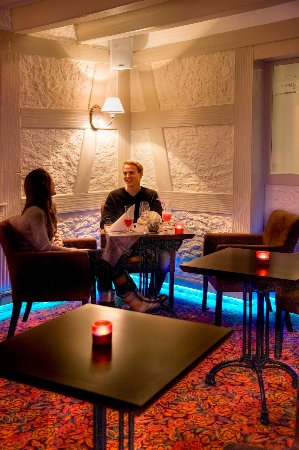 Lingolsheim, France: lounge