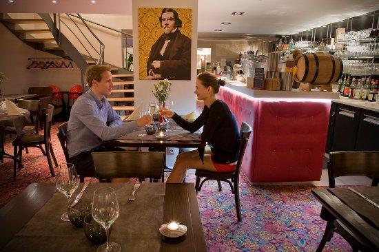 Lingolsheim, France: dîner romantique