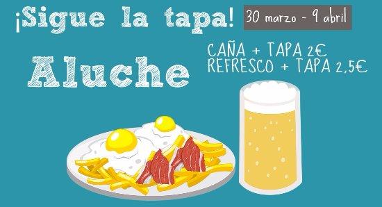 Bar Las Murallas de Camarena 99: Ven a probar nuestra torrija de boletus edulis con secreto ibérico y mayonesa de ciruelas