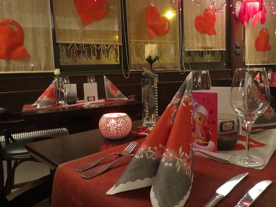Lingolsheim, France: La Saint Valentin
