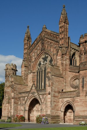 Grafton, UK: Hereford Cathedral