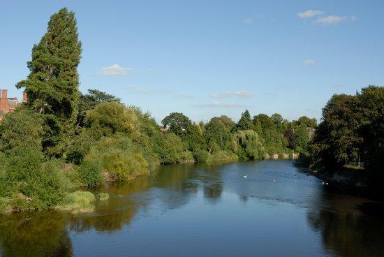 Grafton, UK: River Wye