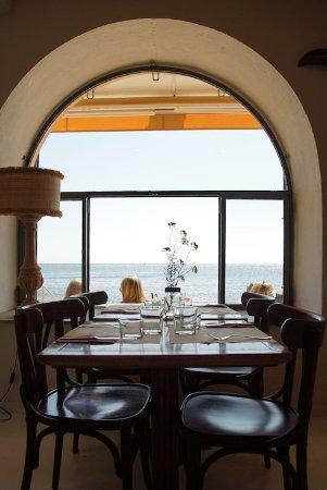 El Tragamar de Calella: Restaurante Tragamar