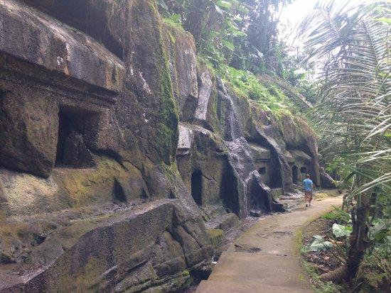 Tegalalang, Indonesia: Gunung Kawi Temple