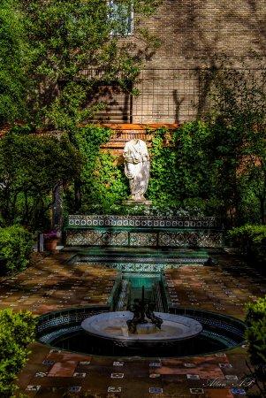 Jardin de la maison de Joaquin Sorolla. - Bild von Museo Sorolla ...