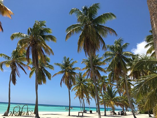 Байяибе, Доминикана: spiaggia Saona