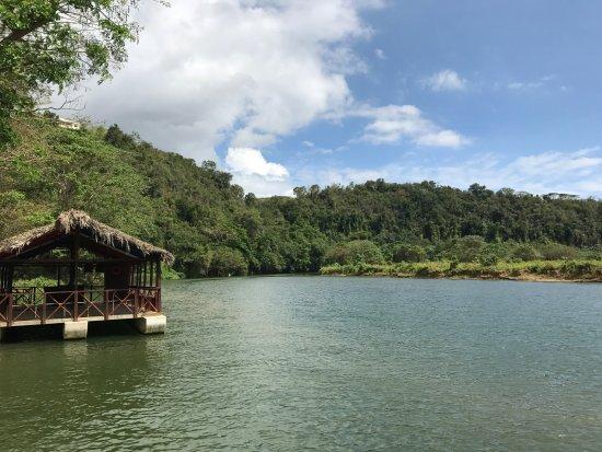 Bayahibe, Republik Dominika: La nostra zattera
