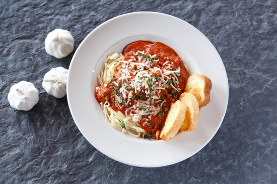 Black Wood's Bar & Grill: Betty's Spaghetti