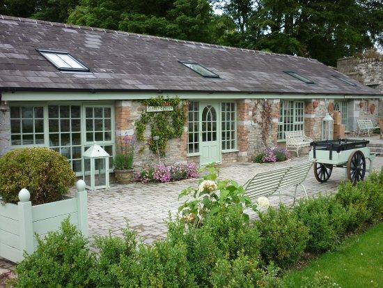 Slane, Ireland: Tea Garden
