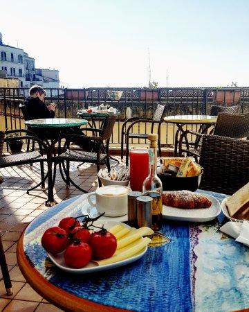 Residenza Sole: Breakfast