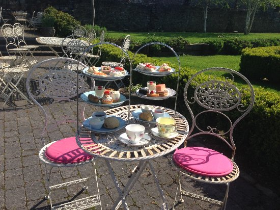 Slane, Irland: Standard and Coeliac Afternoon Tea