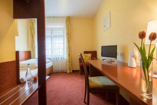 Hotel-Restaurant Felsentor: Einzelzimmer