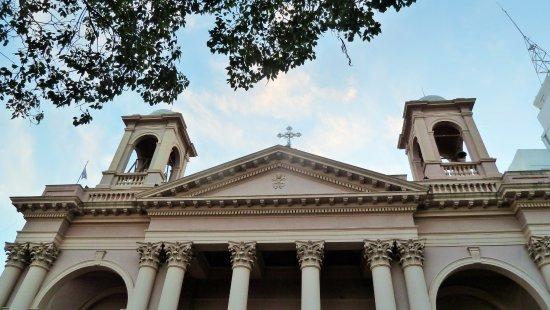 Concepcion del Uruguay, Argentina: I due campanili