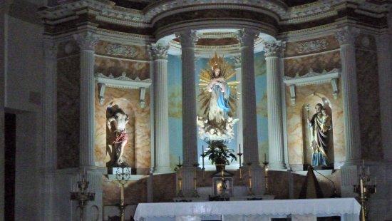 Concepcion del Uruguay, Argentina: L'altare
