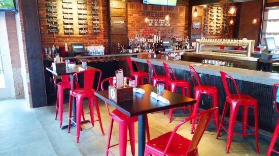 Emporio Wexford bar