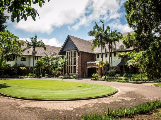 Entrance - Picture of Selborne Golf Estate, Hotel and Spa, Pennington - Tripadvisor