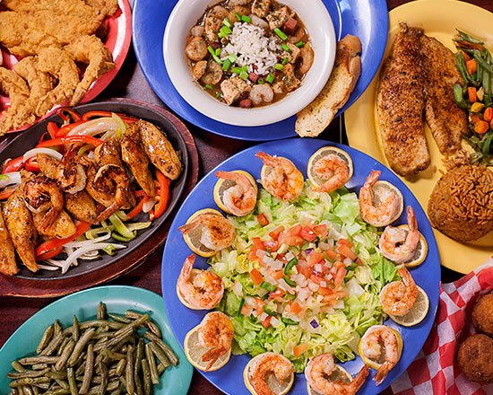 Katy, TX: Fresh Cajun Sea Food