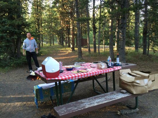 Bridge Bay Campground: Bay Bridge Campground