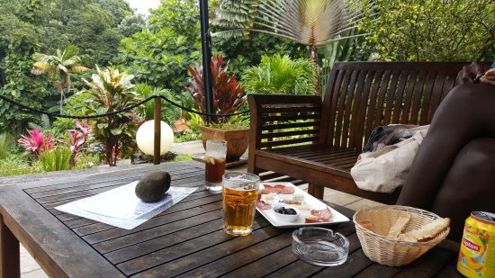 Petit-Bourg, Guadeloupe: Bière charcuterie et fromage !