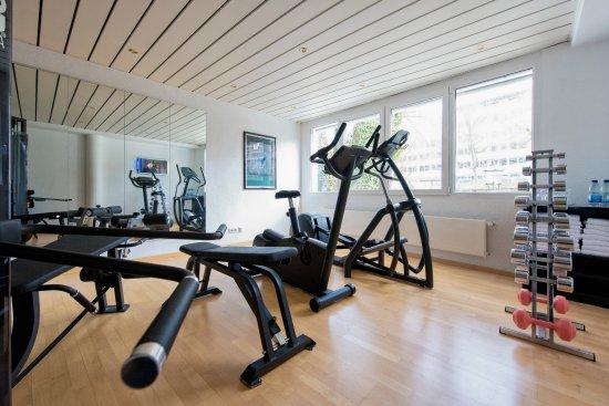 insel-Hotel: Fitnessraum