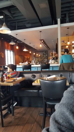 The Willistead: Cool Atmosphere